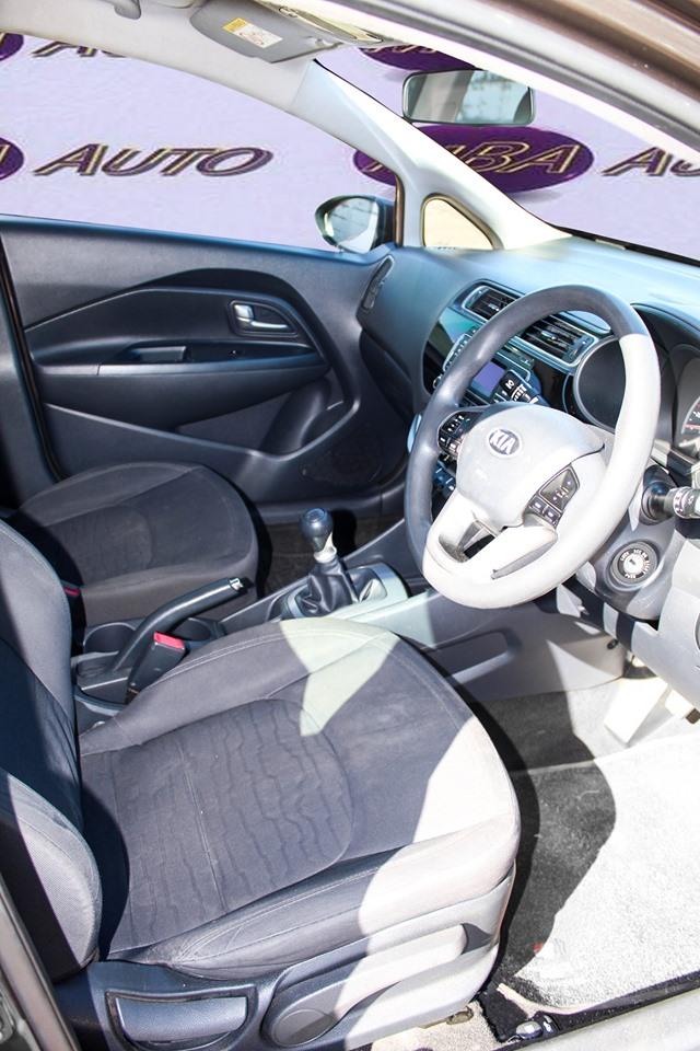 2015 Kia Rio hatch 1.2