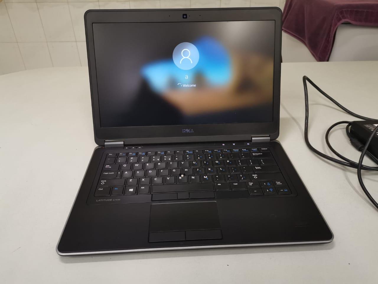 Dell Latitude E7440 Intel core i5 4310U CPU @2.00Ghz  2.59 Ghz