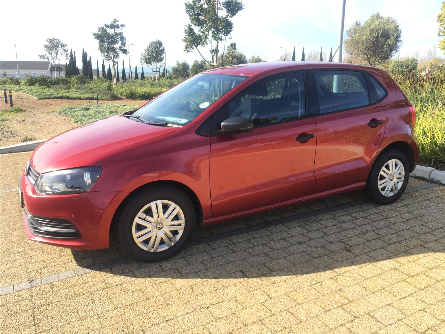 2015 VW Polo 1.2 Tsi with 114000 Kms and FSH