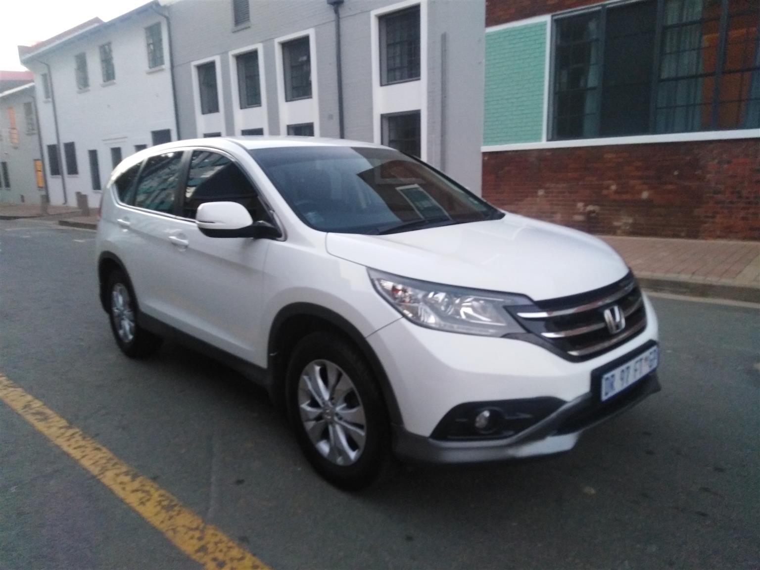 2013 Honda Crv 2.0 Executive