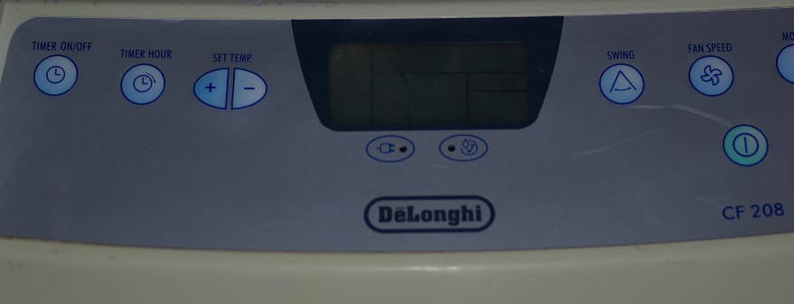 De Longhi Air Conditioner.