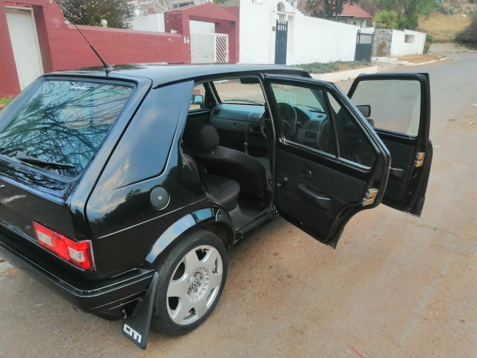 2008 VW Golf Citi 1.4i