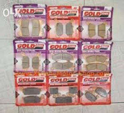 Goldfren Brake pads