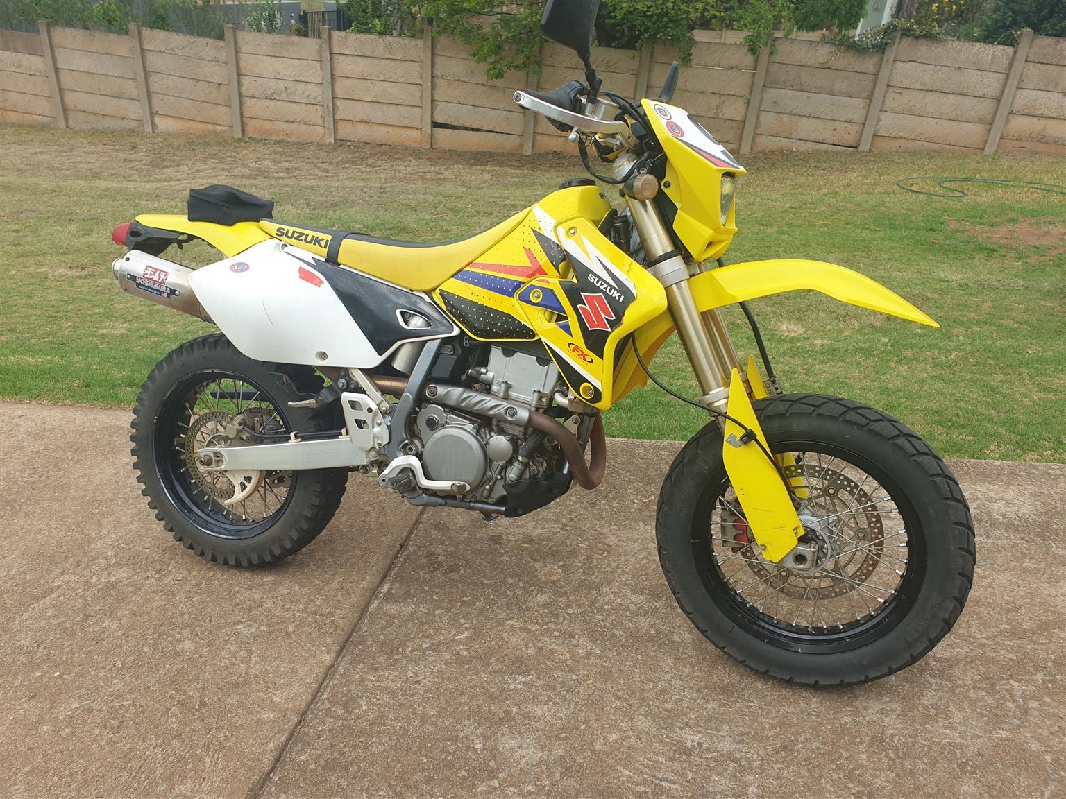 2007 Suzuki DRZ400SM