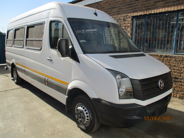 2014 VW CRAFTER 50. 2.0LT TDI. 22 SEATER