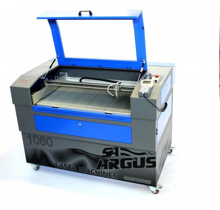 Argus 1060 Laser Cutting & Engraving Machine