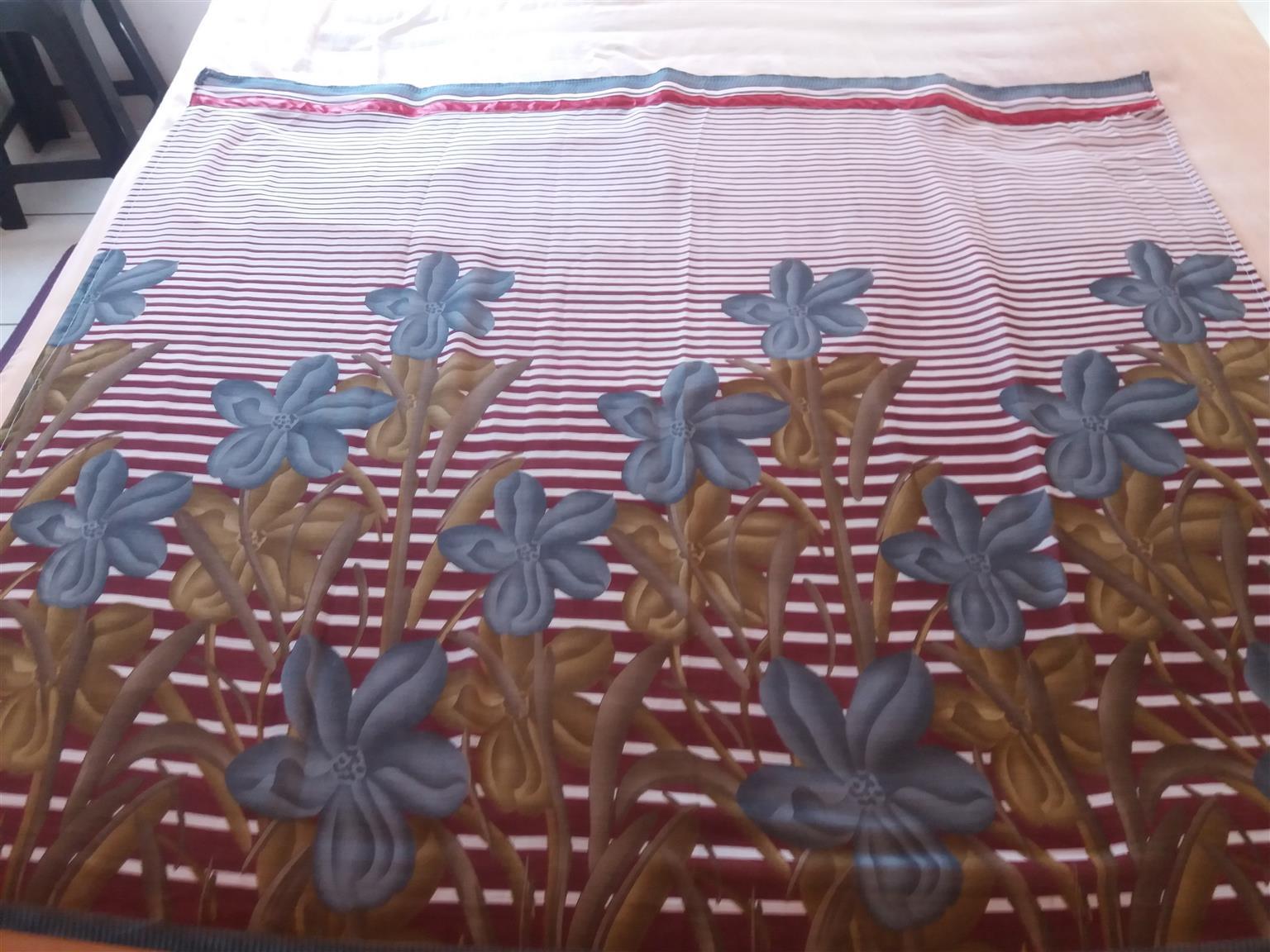 Brand New Curtains Half Length