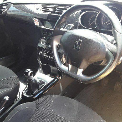 2011 Citroen DS3 THP 150 Sport