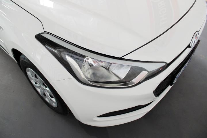 2017 Hyundai i20 1.4 Fluid auto