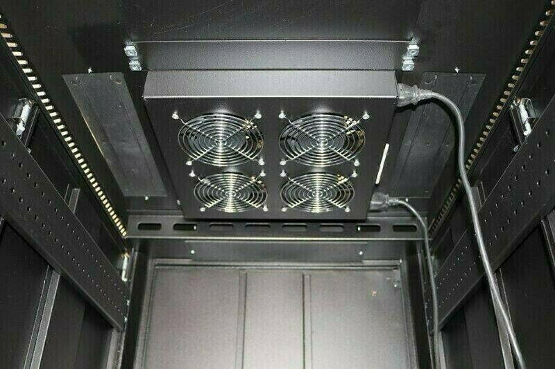 Server Cabinets - Free-standing (Modrac 42U ) | 2000mm(h) x 600mm(w) x 1000mm(d)