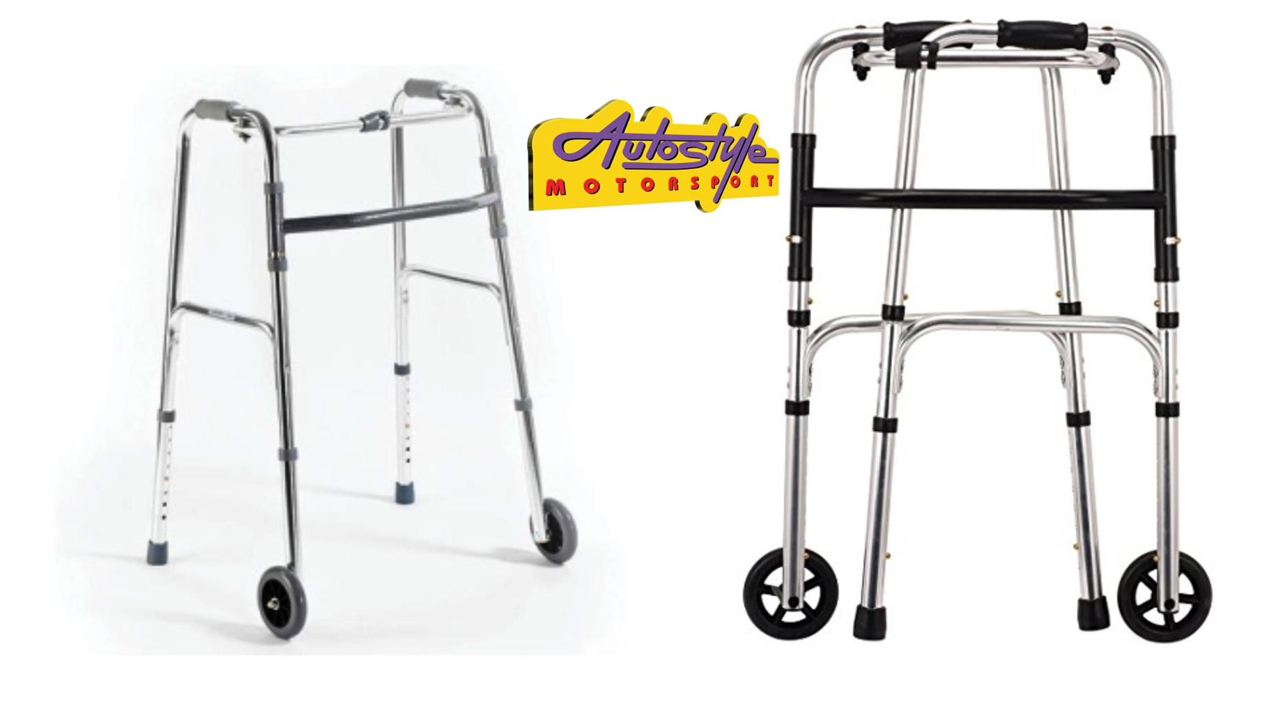 The Walking Walker has been designed to provide a unique level of assistance when using the frame at all times.