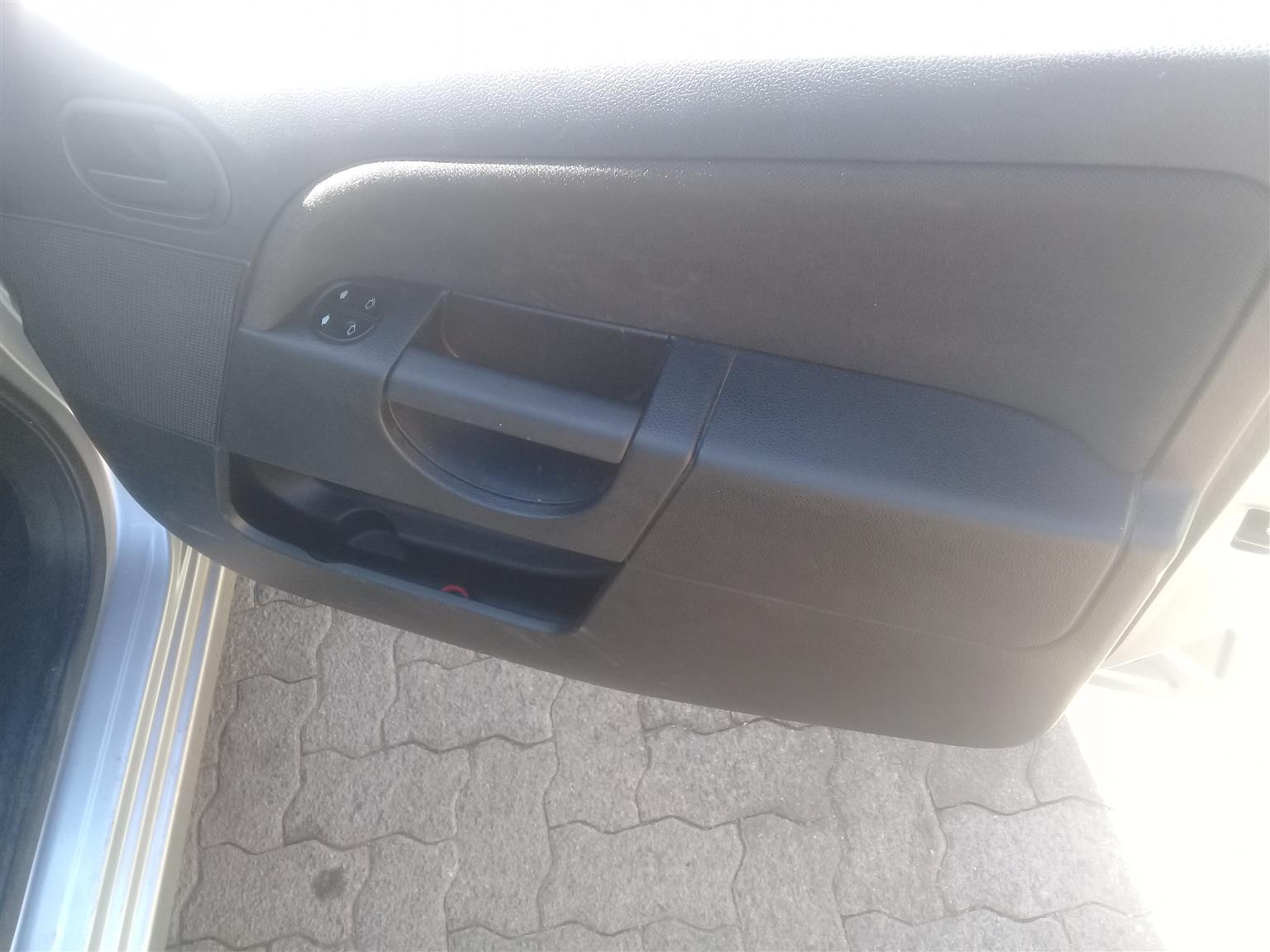 2007 Ford Fiesta 1.6TDCi 5 door Ambiente