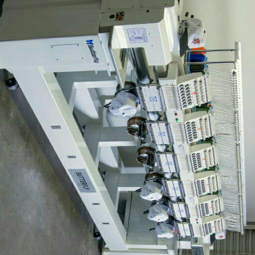 second hand embroidery machine