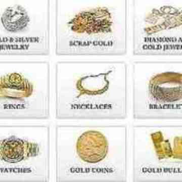 Broken & Damaged Gold Jewellery Bought
