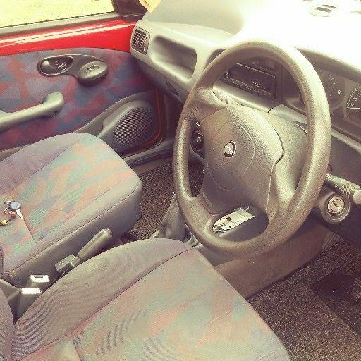 2001 Fiat Palio 1.2 5 door Active