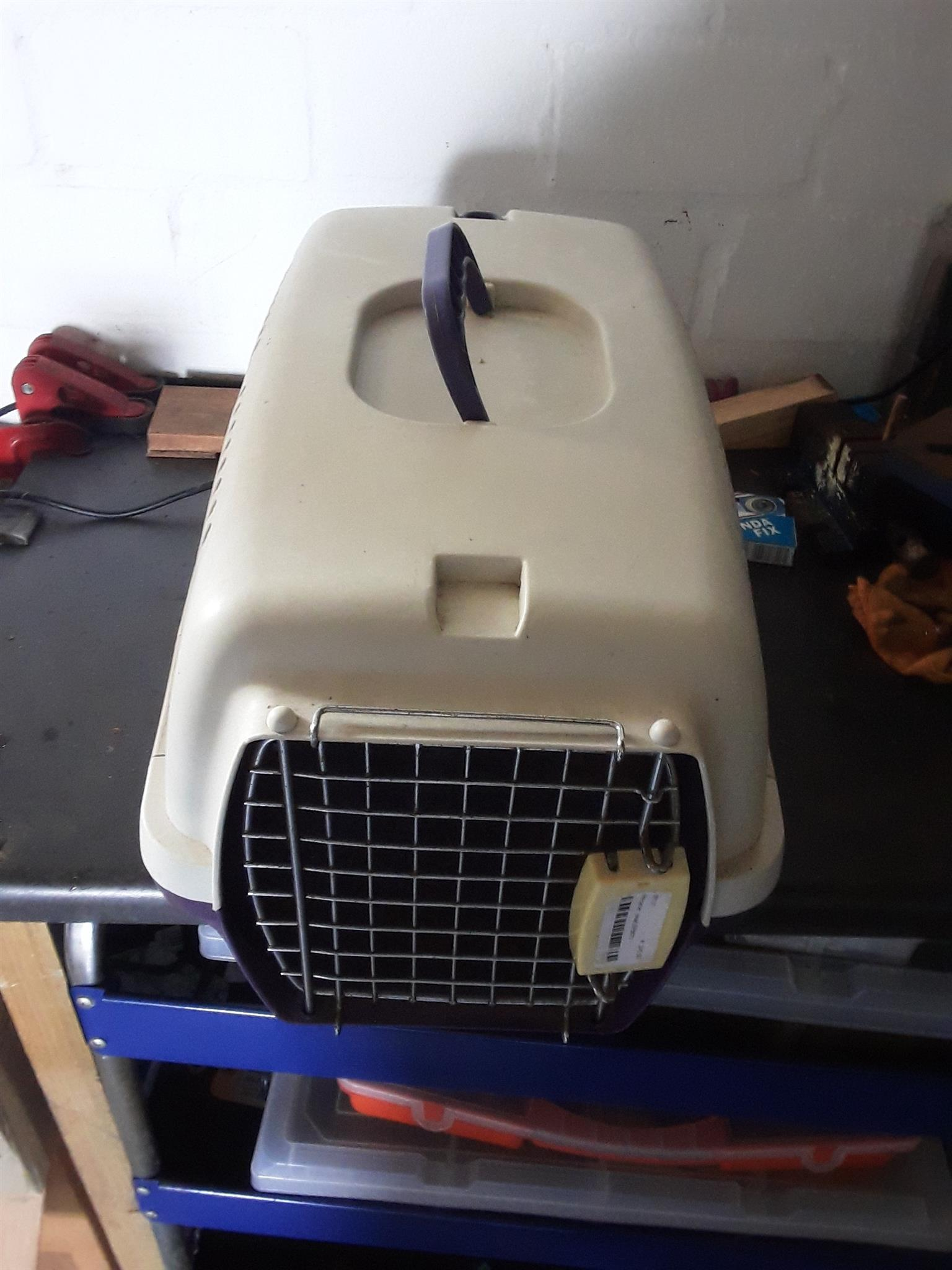 Cat/Small dog transport box