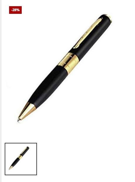 Cheap Camera Pen