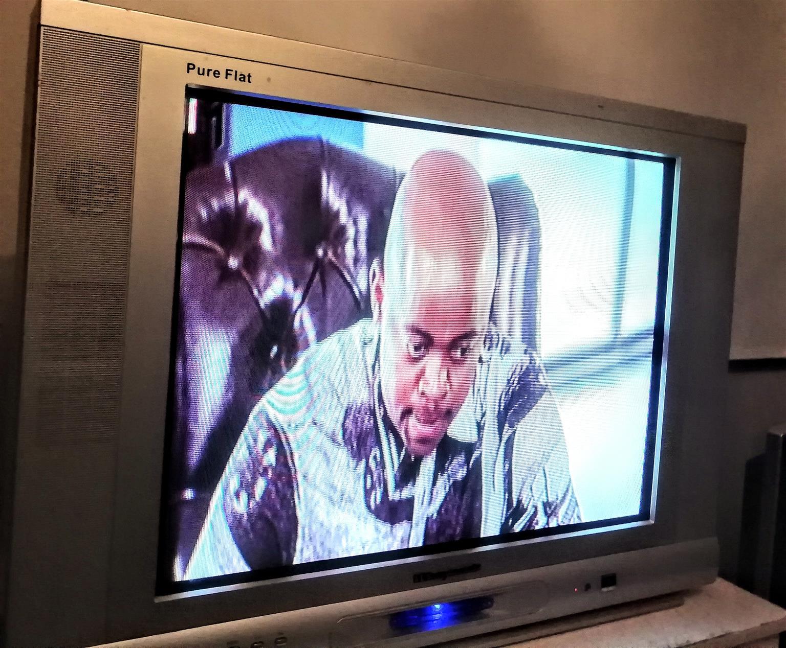 74 cm Wharfedale pure flat tv