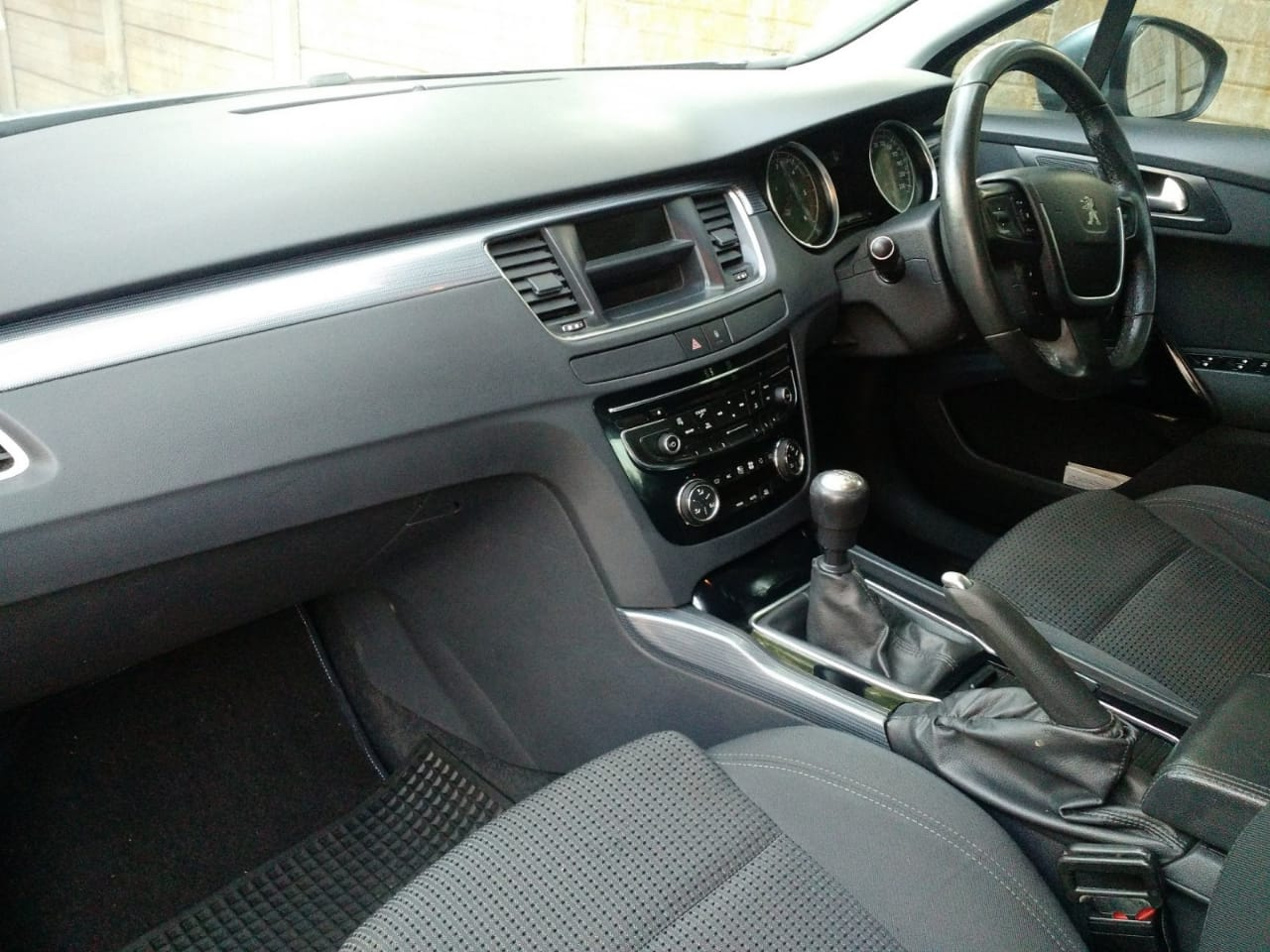 2011 Peugeot 508 2.0HDi Active