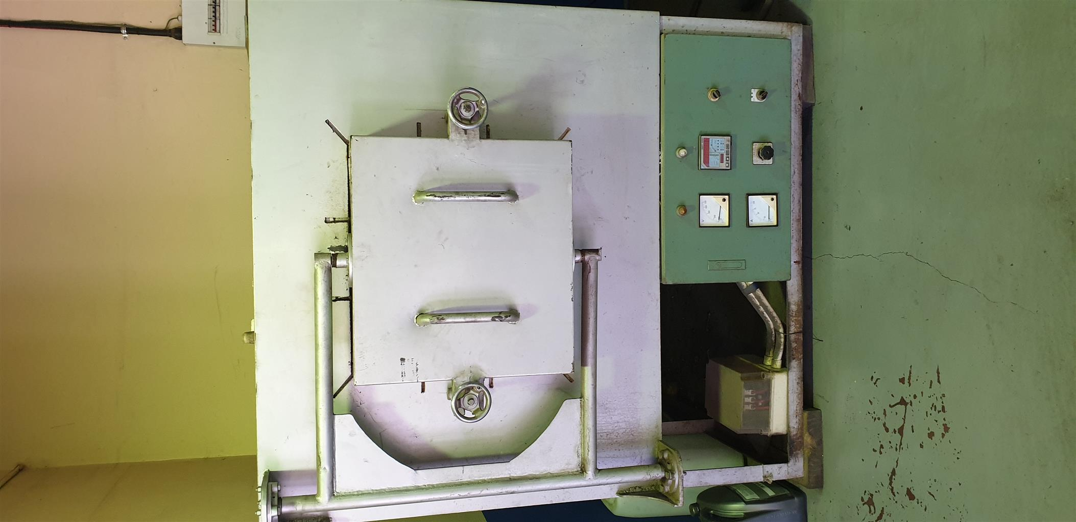 clay or magnets firing oven