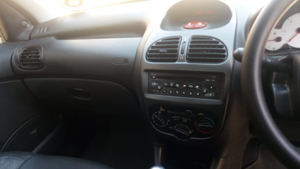2006 Peugeot 206 1.4HDi XS Line