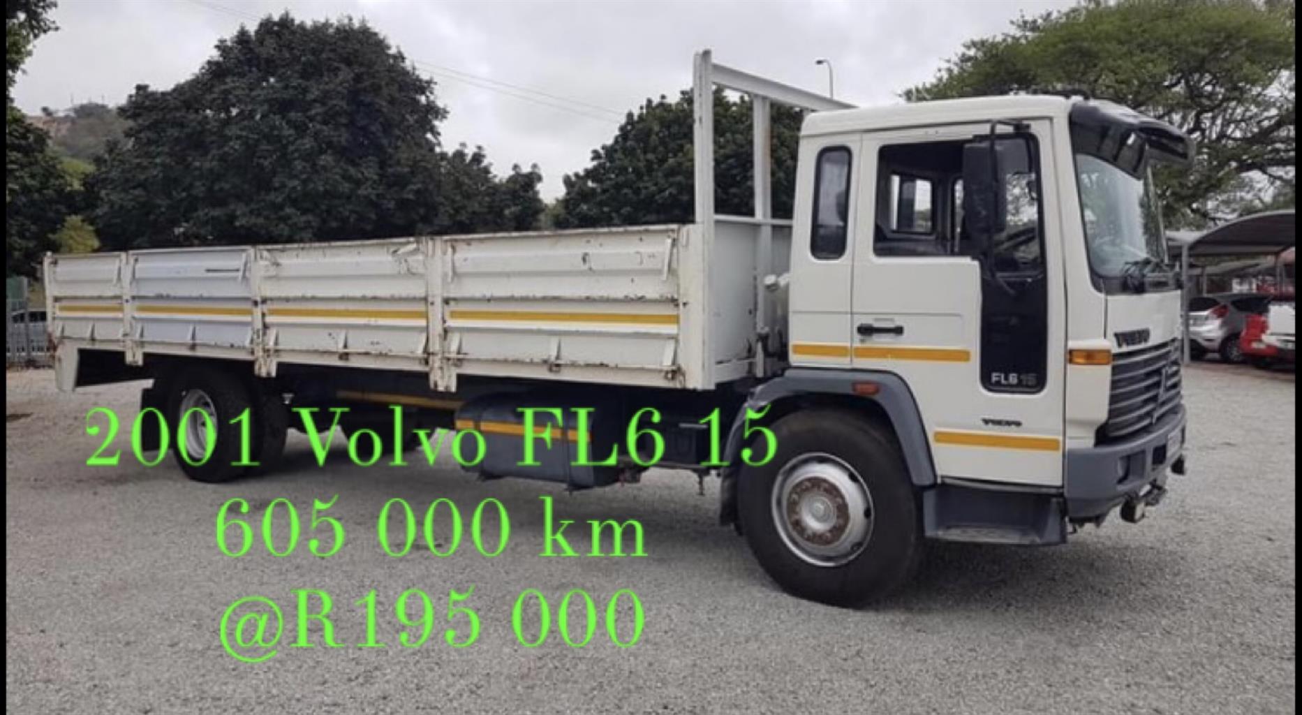 2001 Volvo FL6 15