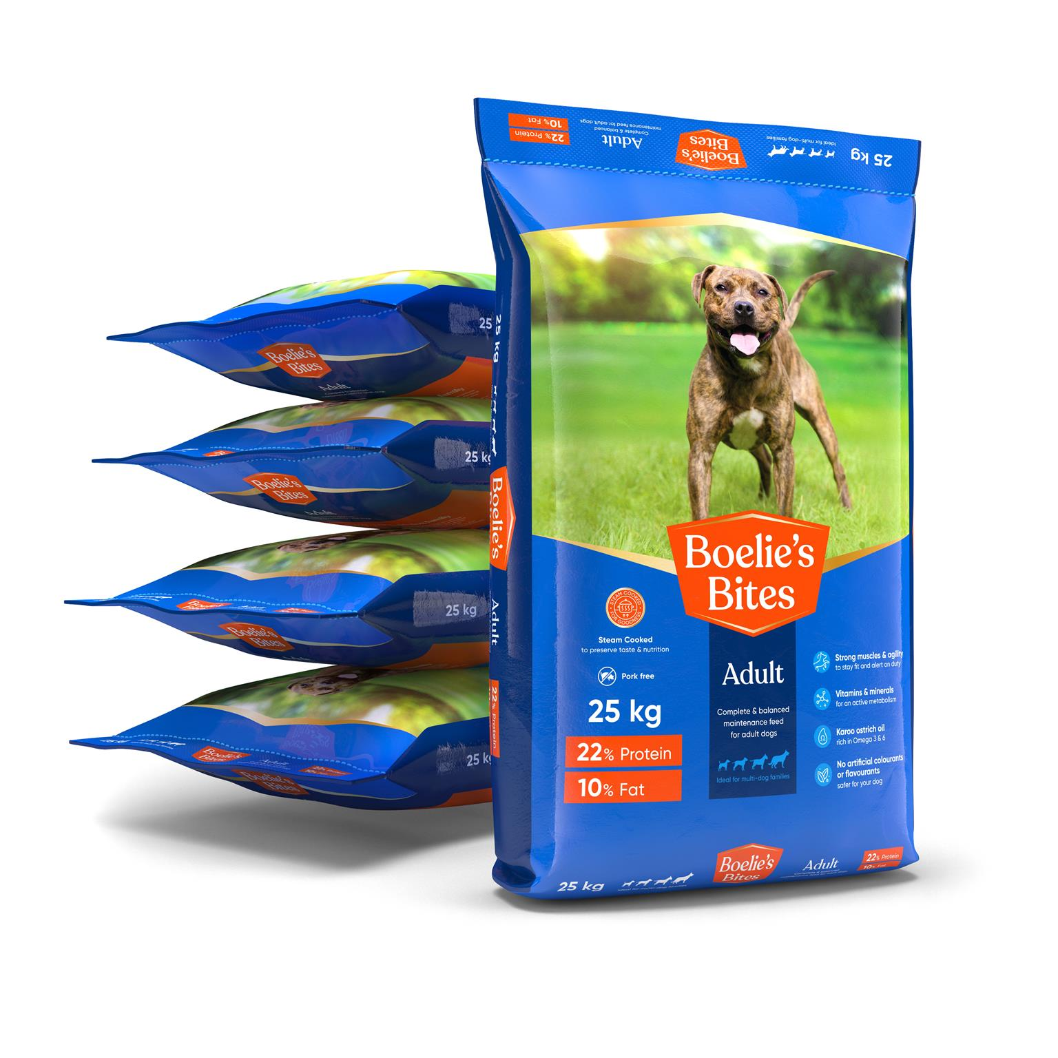 AMIGO PREMIUM DOGFOOD