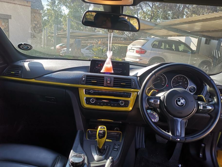 2014 BMW 3 Series 320i M Sport steptronic