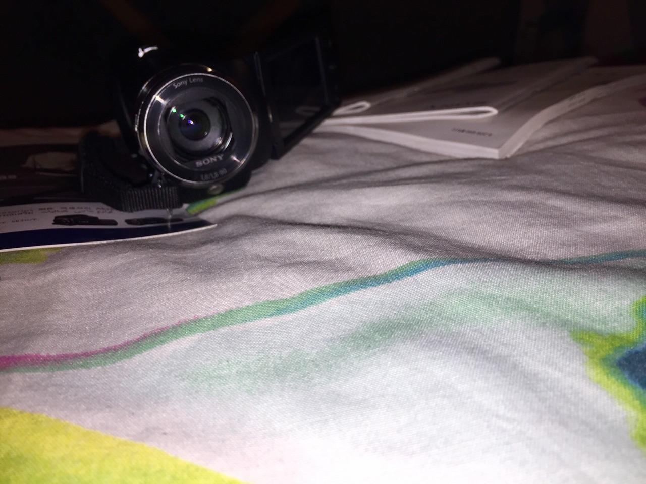 Sony-HD Recording Camcorder
