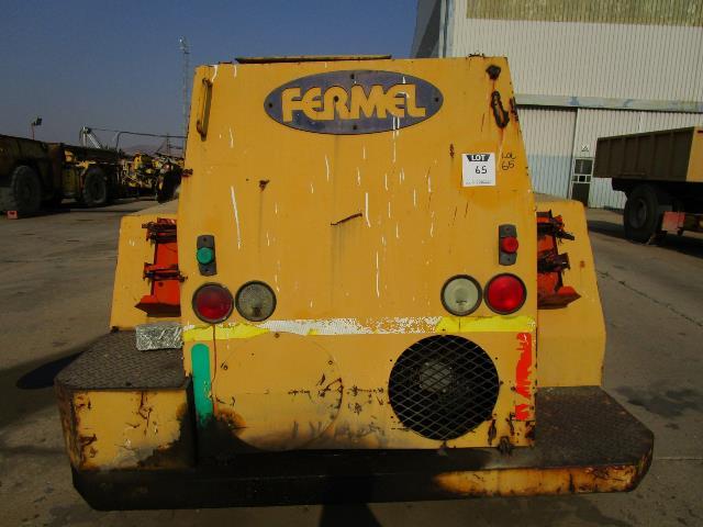 Fermel Rock Breaker/Scaler - ON AUCTION