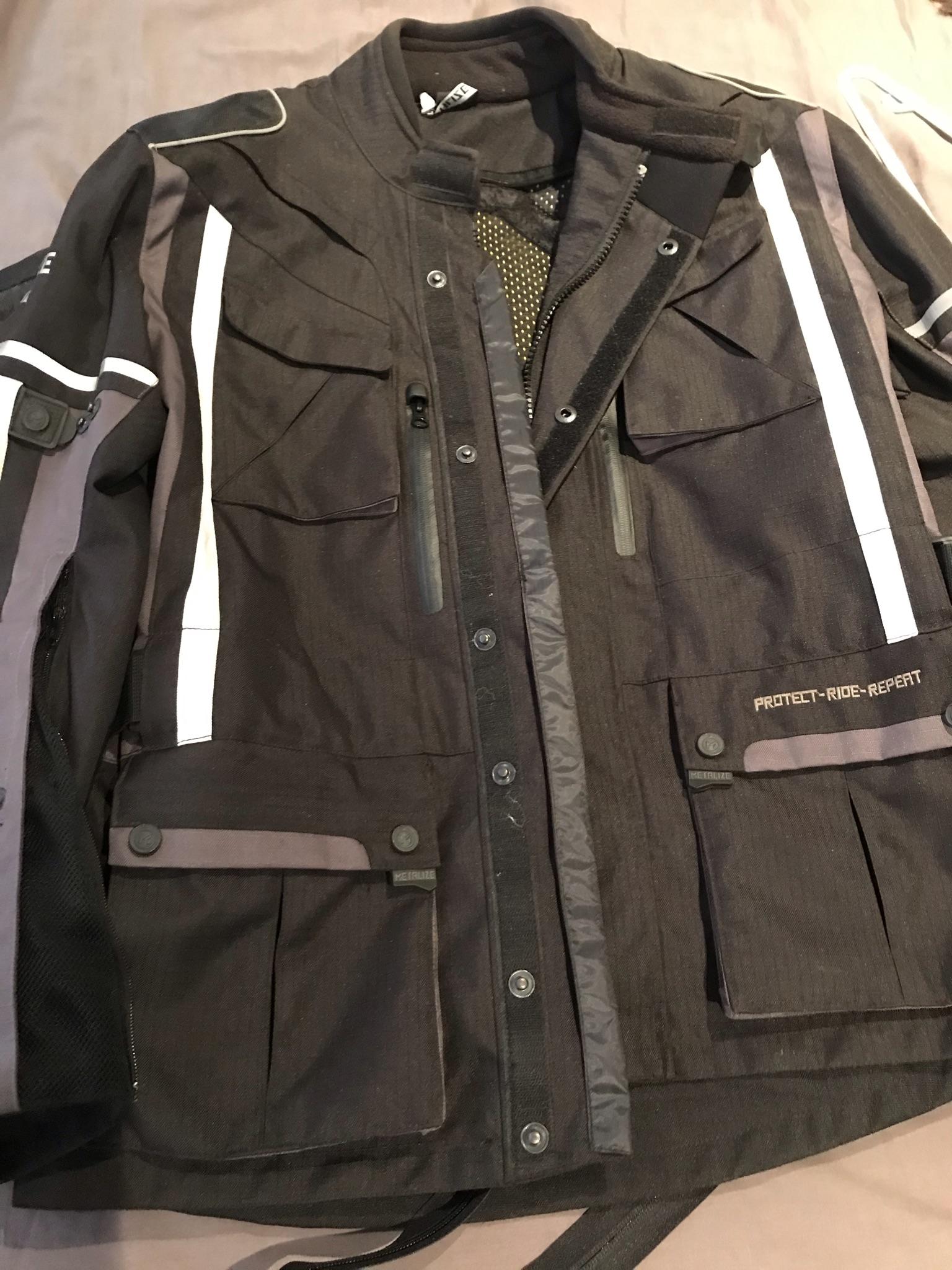 Metalize Bike Jacket