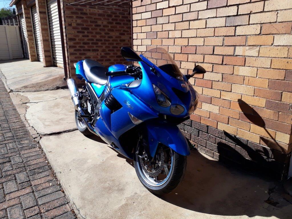 2007 Kawasaki Zx14 Ninja Junk Mail Fuel Filter