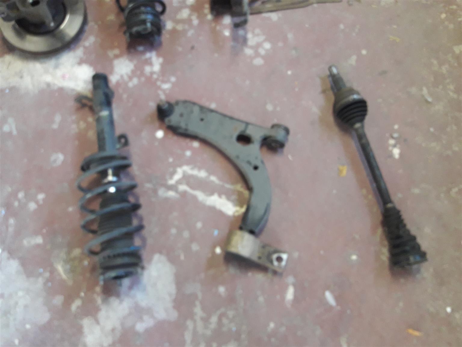 Job lot of suspension spares Ford figo 2011