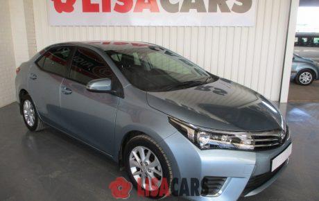 2014 Toyota Corolla 1.4D 4D Prestige