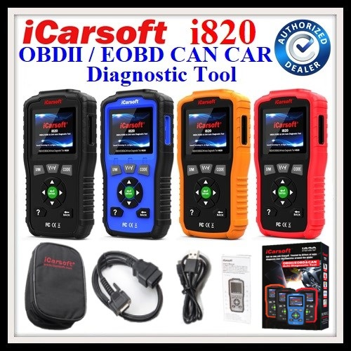 ICARSOFT I820 OBDII SCANTOOL FOR SALE NOW IN STOCK!!