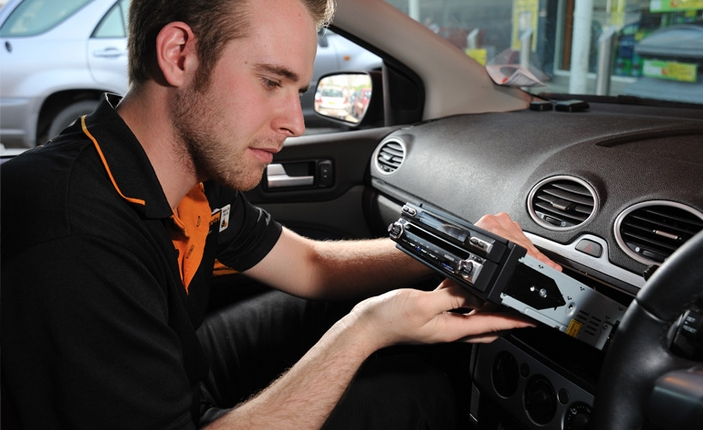 GT-Installs - Mobile car sound and security installations