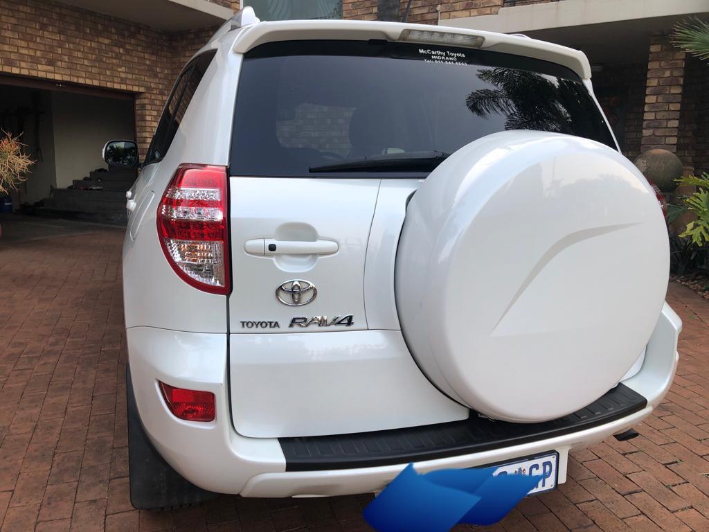 2011 Toyota Rav4 RAV4 2.0 GX R CVT AWD