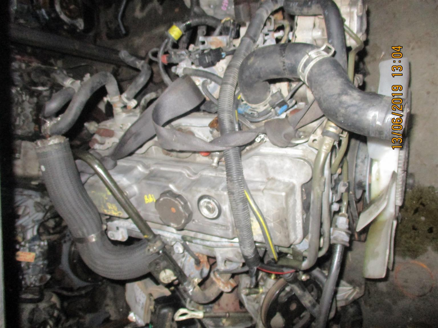 MITSUBISHI 4M40 USED ENGINE FOR SALE
