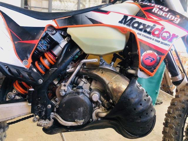 2013 KTM 200 XC