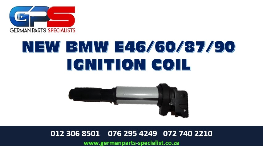 BMW E46/60/70/84/87/90 New Ignition Coil