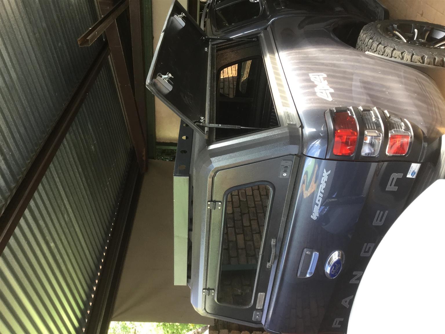 RLD stainless cab...Wildtrak
