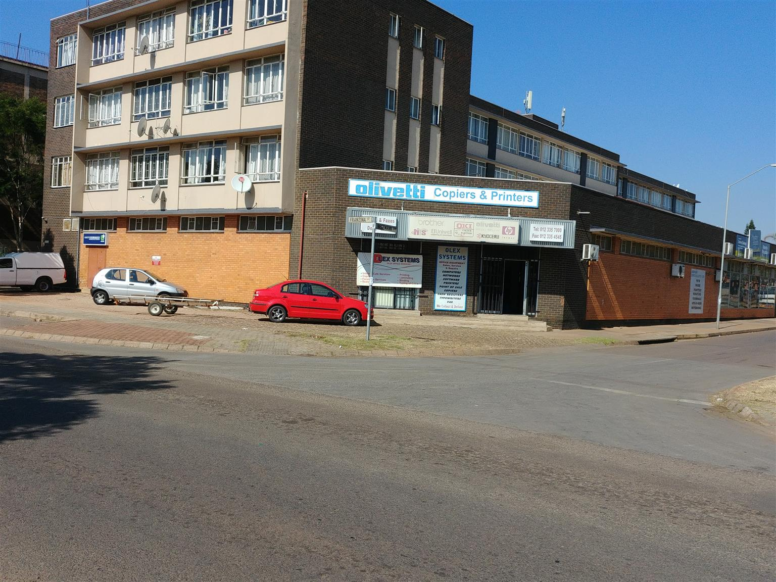 Shops/Offices/Distribution Depot/Light Manufacturing/Bulk Storage/Mini Retail-  to let, Capital Park/Eloffsdal, Pretoria