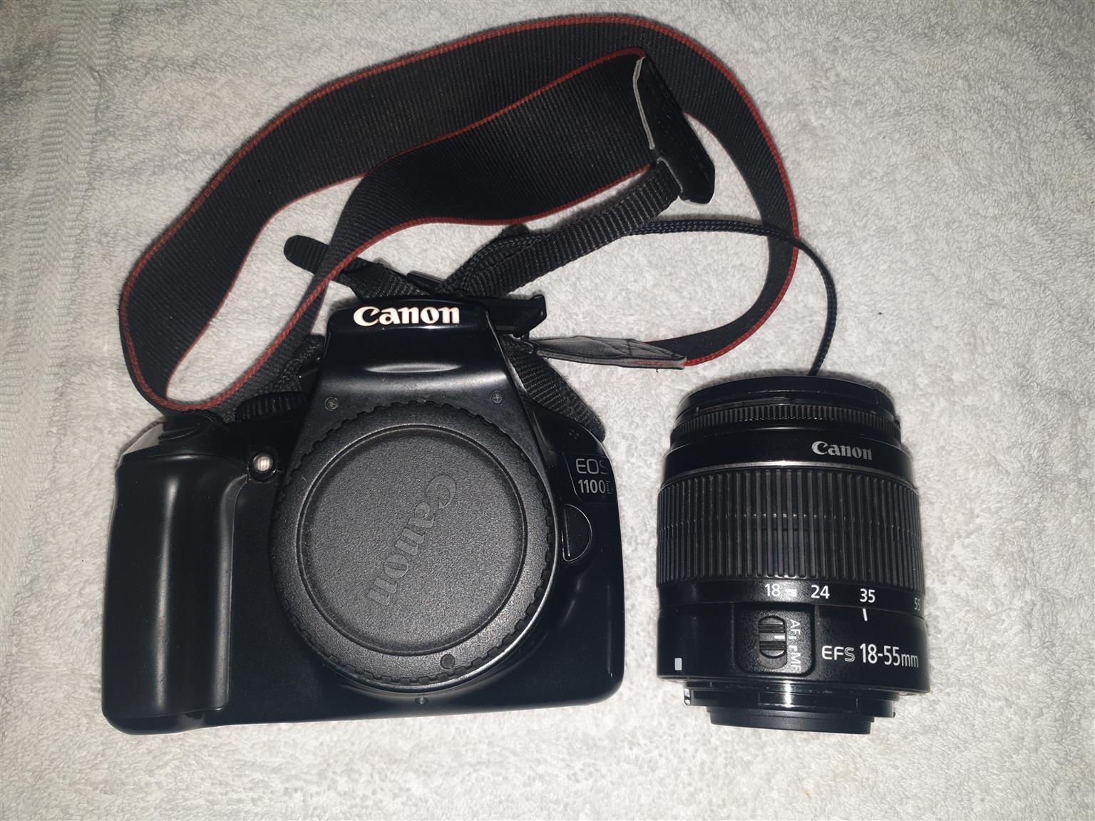 Camera D1100