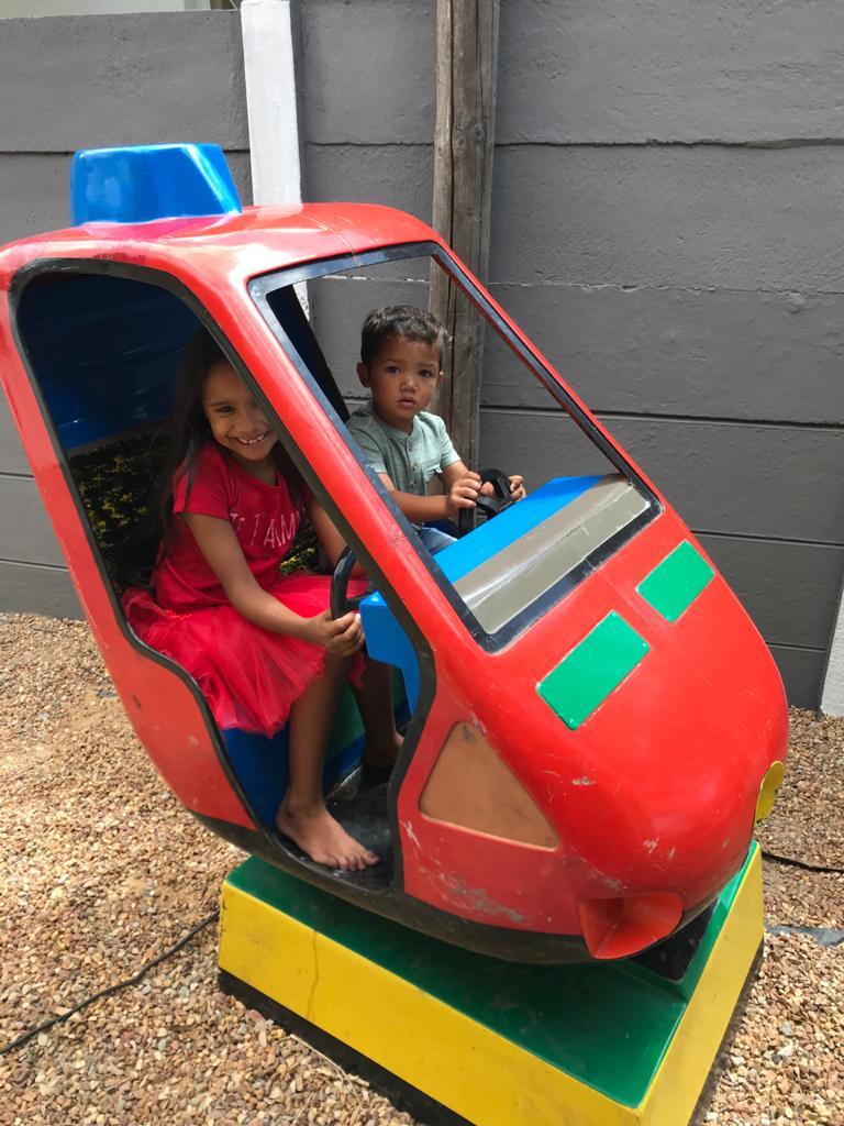 Kiddies Rides