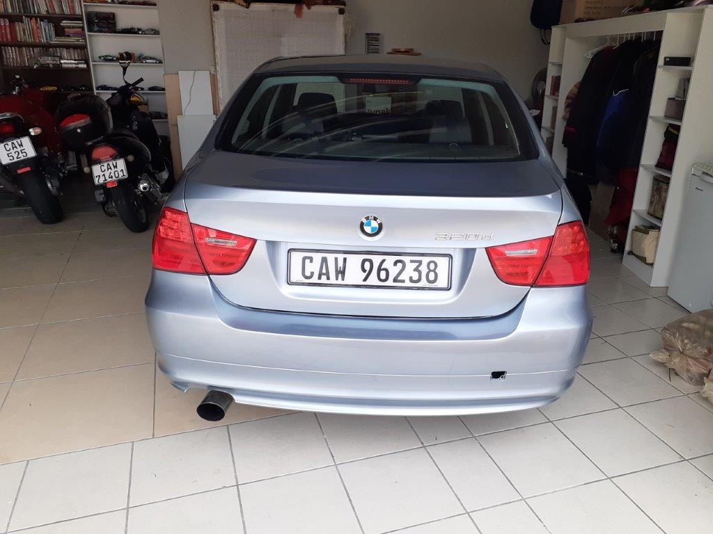 2011 BMW 3 Series 320d Dynamic