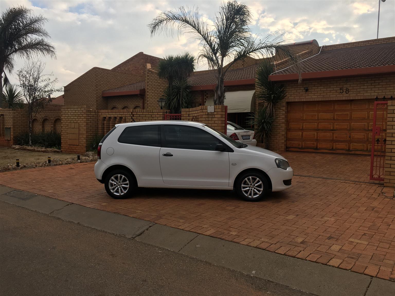 2012 VW Polo Vivo 3 door 1.4