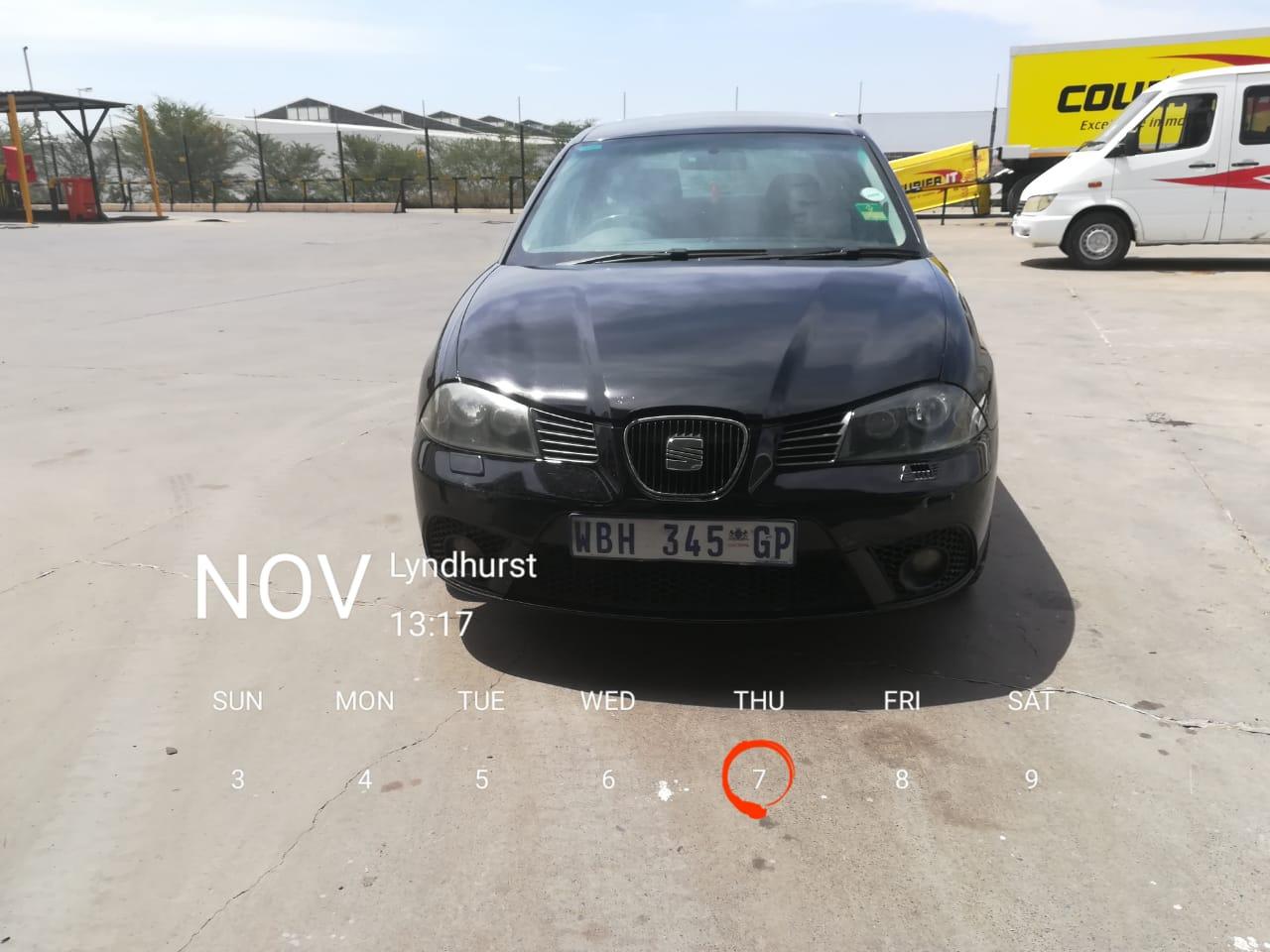 Seat Ibiza 2.0 Sport 5 door