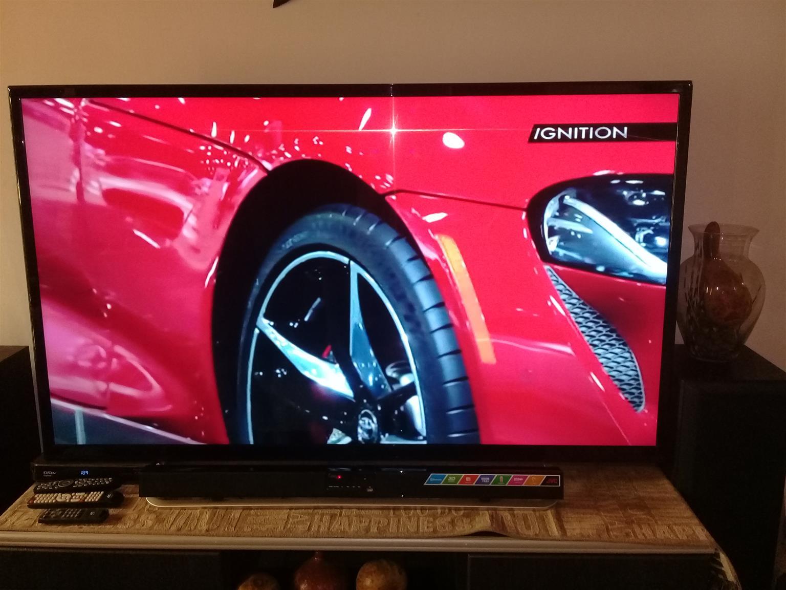 "JVC 65"" SMART TV"