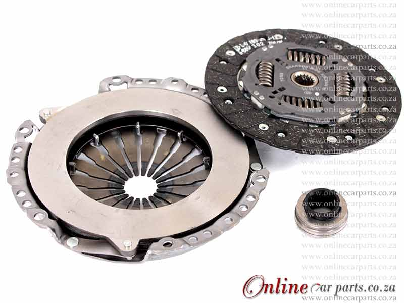 Peugeot 308 I 1.6 HDI 2008- 9HZ [DV6TED4] 16V 80KW 200mm 18 Spline Clutch Kit
