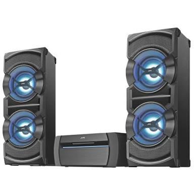 JVC 2.0 CH Mini DVD Hifi System MX-N628B